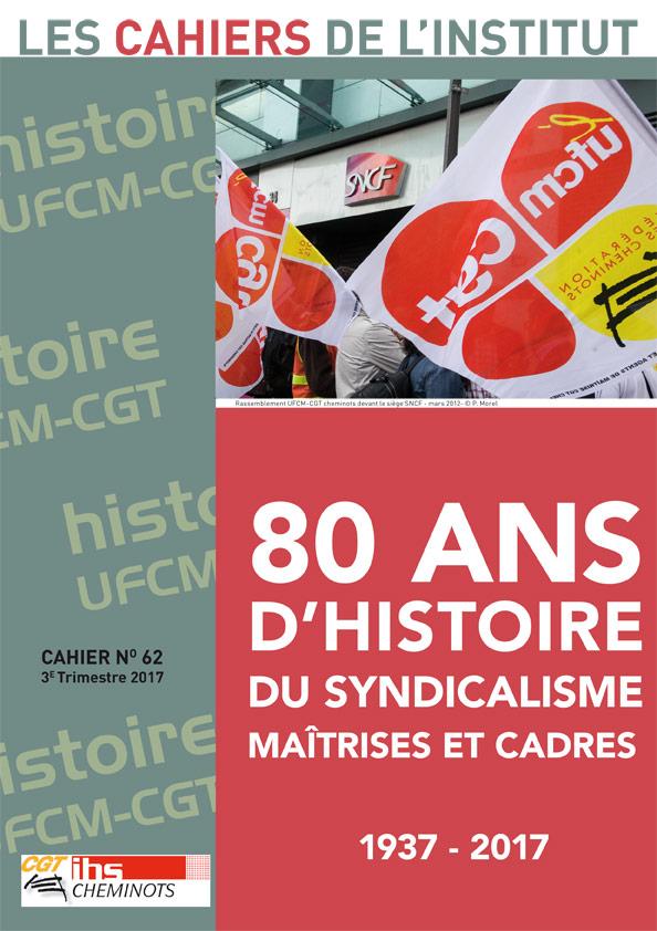 Cahiers de l'IHS spécial 80 ans UFCM