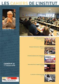 Cahiers de l'IHS n°64
