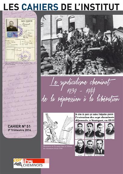 Cahier de l'Institut n° 51